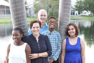Allen Family 2017